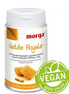 morga Gelée Royale Vegicaps